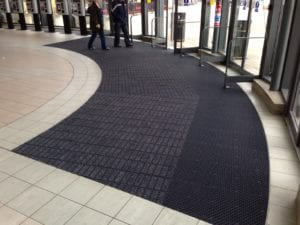Commercial doormat service New York NY